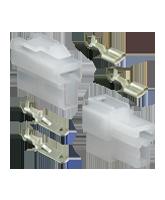 QVC2BL 2 Pin QK Reverse Type Connector Kit