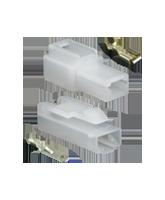 QVC1BL 1 Pin QK Reverse Type Connector Kit