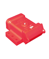 SY50COVERRED Cover to suit 50A Anderson Plug – Red