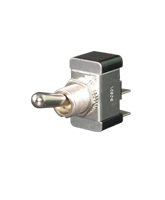 ST601 SPST Off/On Toggle Switch