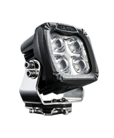 QVWL40FHD 40w Heavy Duty LED Worklamp – Flood Beam