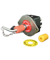 QVBI2504P Heavy Duty Battery Isolator Switch – DPST