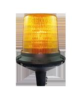 QVRB162TPM Heavy Duty Pole Mount LED Rotating Beacon