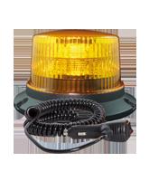 QVRB162M Heavy Duty LED Rotating Beacon Magnetic Mount